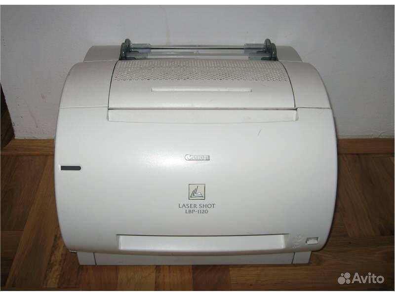 Драйвер Принтер Canon 1120 Скачать
