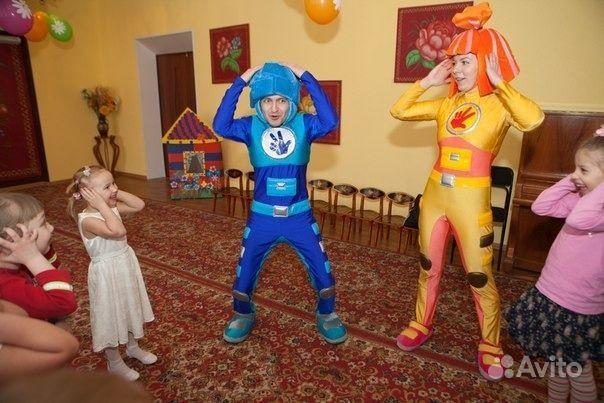 Детский праздник воды заказать анаматоров ребенку 5-я Северная линия