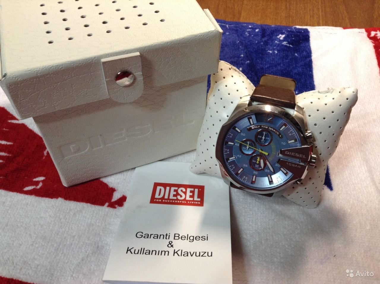 Часы Diesel DZ7111 Iron Man Хищник оригинал!