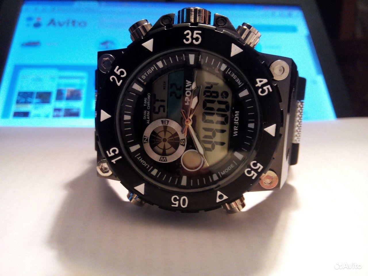 Часы спортивные в подарок 344