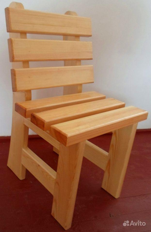Стул и скамейку своими руками