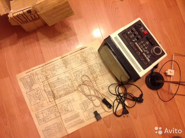 Электроника 23тб-307Д