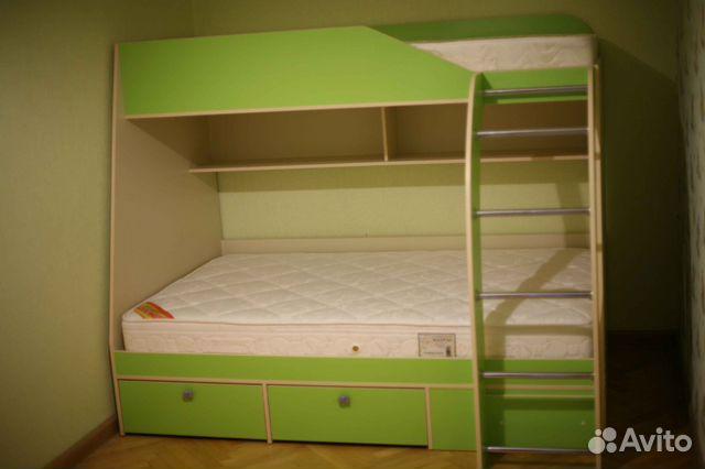 Детские кровати 2 ярусные фото