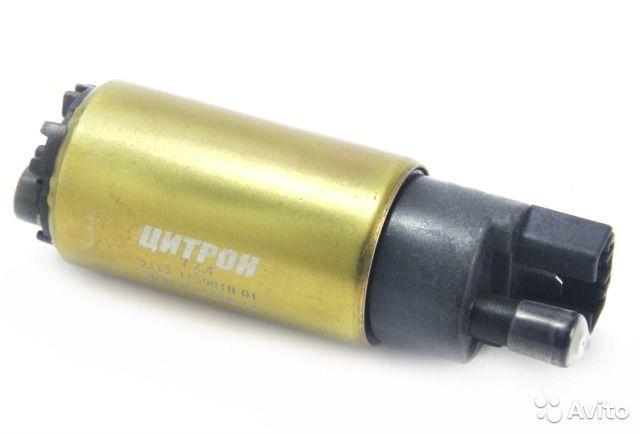 Фото №7 - топливный насос ВАЗ 2110 инжектор