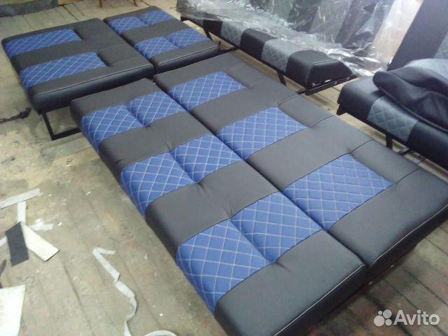 Как сделать диван для микроавтобуса