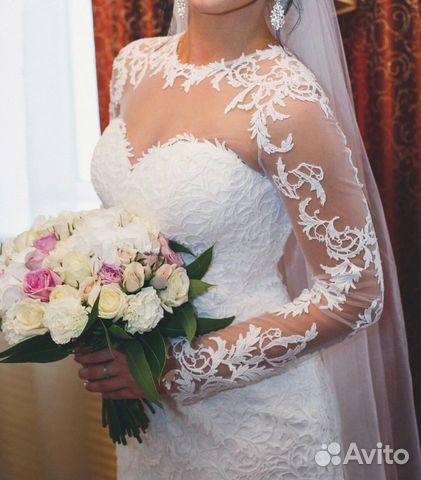 Свадебные платья ковров