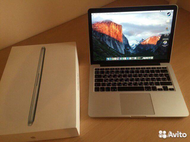 375445647274 macbook pro retina (13-inch, late 2013) core i5 2 4ghz