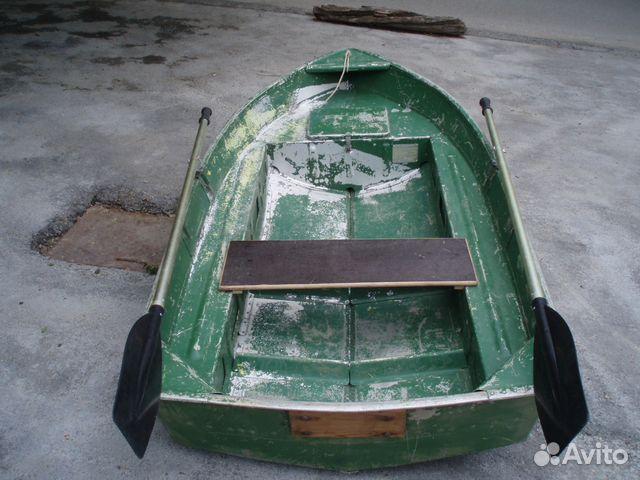 Лодка ерш своими руками 48