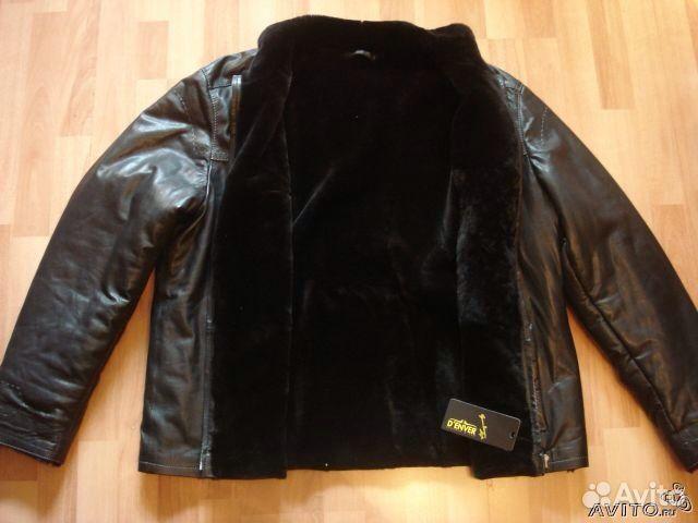 Купить Дешево Зимнюю Кожаную Куртку