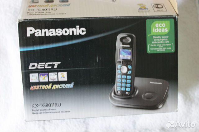 ���������� ������������� Panasonic Kx-Tg8011 Ru