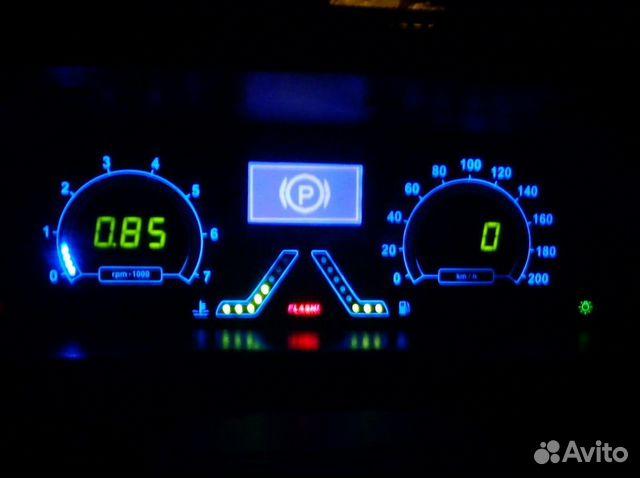 Фото №10 - панель приборов ВАЗ flash ВАЗ 2110