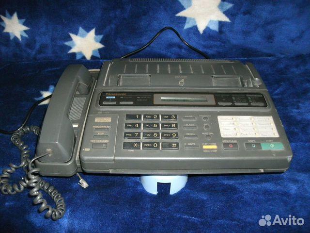 Факс Panasonic KX-F130bx с