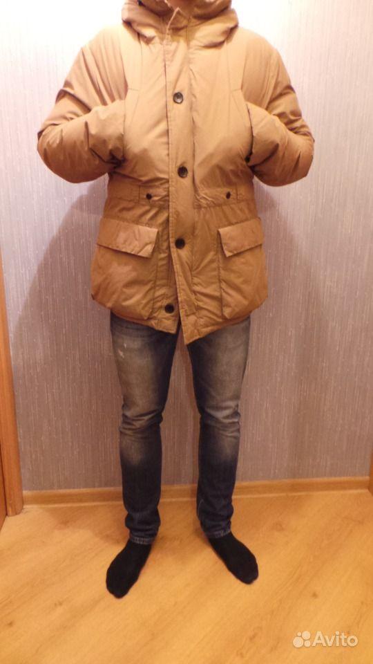 Куртка зимняя мужская ... 5c12a90f218