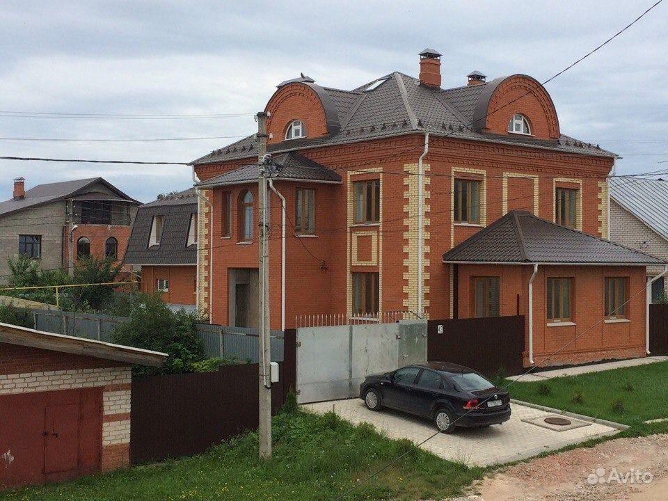 Дом 350 м² на участке 6 сот. — Дома, дачи, коттеджи в Йошкар-Оле