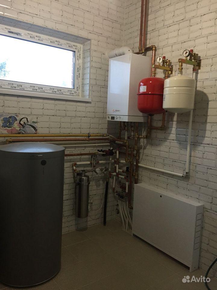 Отопление загородного дома купить на Вуёк.ру - фотография № 9
