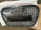 Решетка радиатора RS6 style for Audi A6 4F 2013+