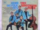 The Brothers Four More Big Folk Hits 1965 Japan