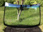 Оригинальное лобовое стекло toyota camry