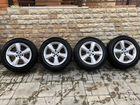 Продаю шины с дисками dunlop SP Winter 255/55 R18