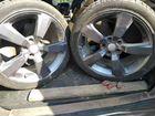Subaru Wrx два диска