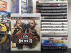 Лицензионные диски PS3 (драки)