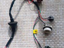 Проводка заднего фонаря Hyundai Solaris 1 хэтчбек