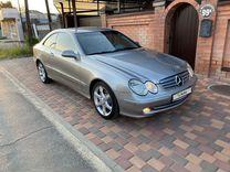 Mercedes-Benz CLK-класс 2.6AT, 2002, 227000км
