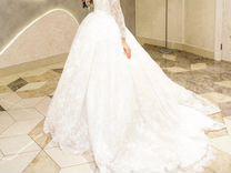 Свадебное платье — Одежда, обувь, аксессуары в Новосибирске