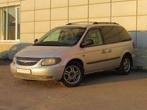 Chrysler Voyager, 2001 г., Санкт-Петербург