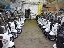 Скутер Honda Gyro Canopy без пробега по РФ — Мотоциклы и мототехника в Москве