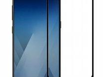 Защитное стекло полное SAMSUNG A530F A8 2018