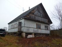 Дом 42.4 м² на участке 40 сот. — Дома, дачи, коттеджи в Невеле