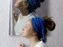 портрет по фотографии сергиев посад