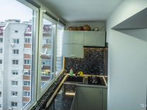 2-к. квартира, 46 м²,10/10 эт.