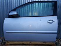 Дверь левая, купэ ford fiesta MK5