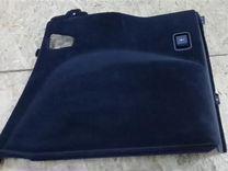 Обшивка багажника BMW X3 E83