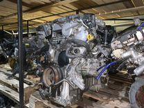 Контрактный двигатель VQ35 Infiniti G35 FX35 M35
