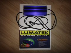 Lumatek600w+ Днат 600w Philips GreenPower+ Cooltub