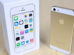 Оригинальный iPhone 5s 16Gb Gold c TouchID
