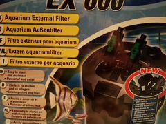 Фильтр для аквариума Тетра ех600