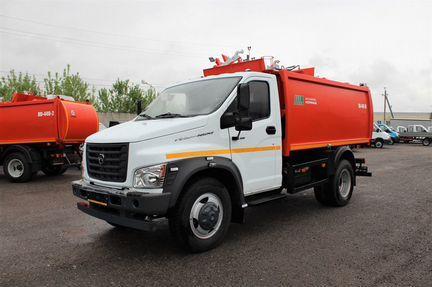 Газон Next ко-440-2N мусоровоз объявление продам