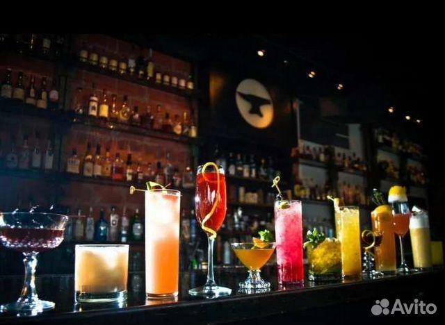 вакансия барменом в ночном клубе в спб