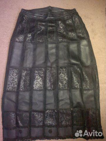 детская юбка с оборками крючком