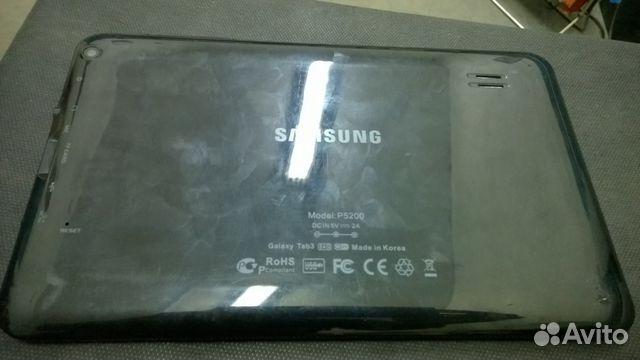 Samsung p5200 64gb китай — фотография №2