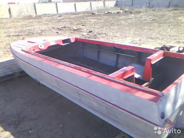 купить лодку казанку б у на авито в саратове