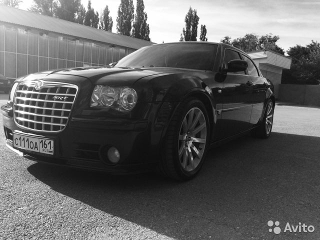 Chrysler 300C, 2006— фотография №1