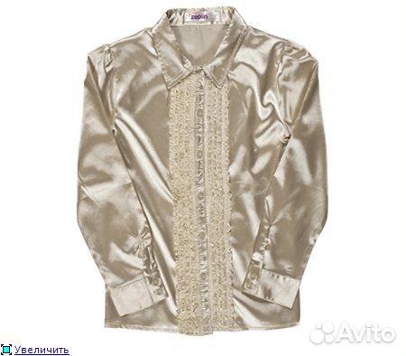 aa7cbe4225d Новая рубашка для школы 128-134 размера купить в Ростовской области ...