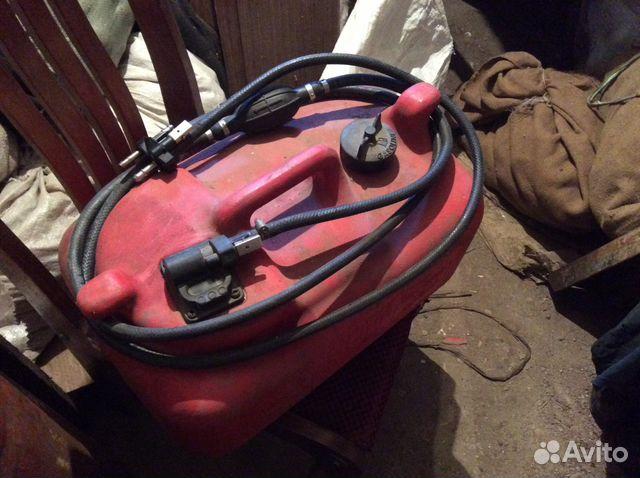 бензобаки для лодочных моторов ямаха
