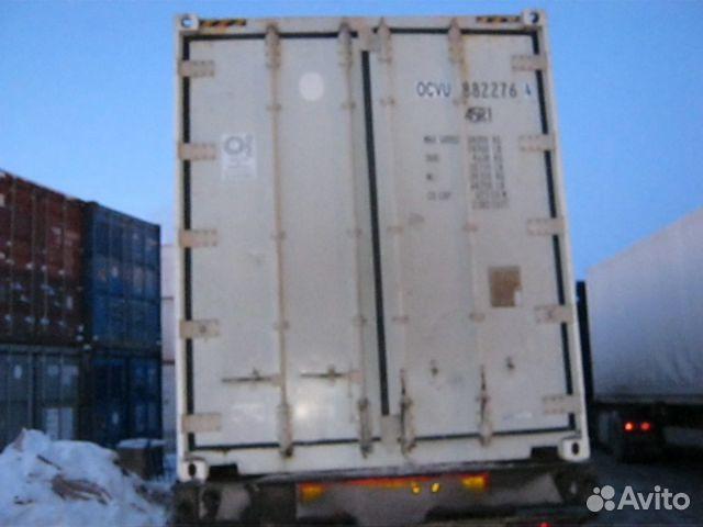 перевозка 40фут контейнера:
