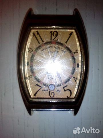 Franck Muller часы - купить часы Франк Мюллер оригинал в